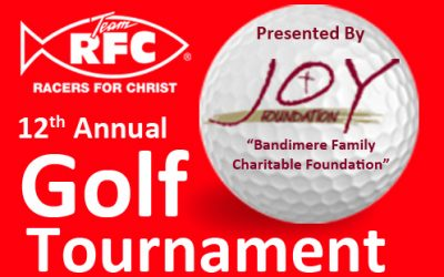 12th Annual Golf Tournament Rescheduled